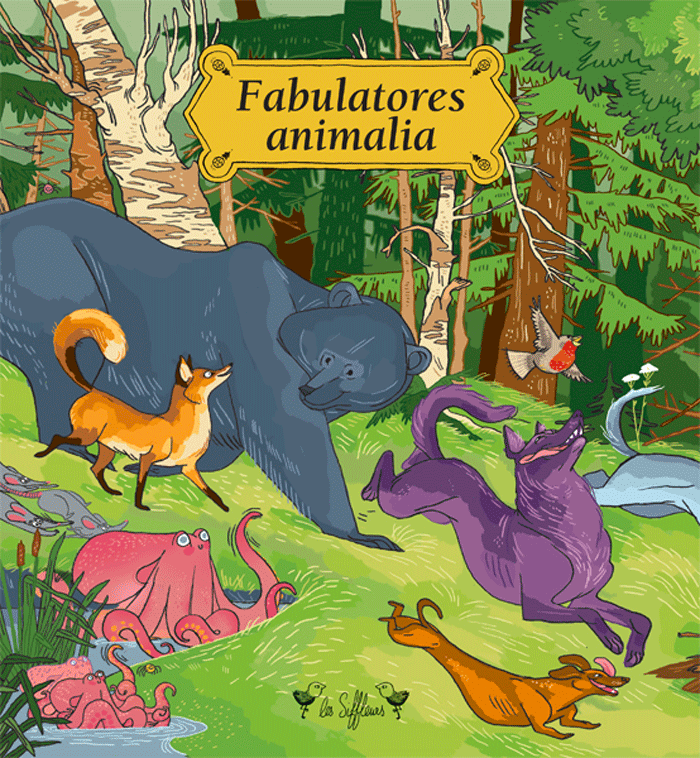 Fabulatores Animalia